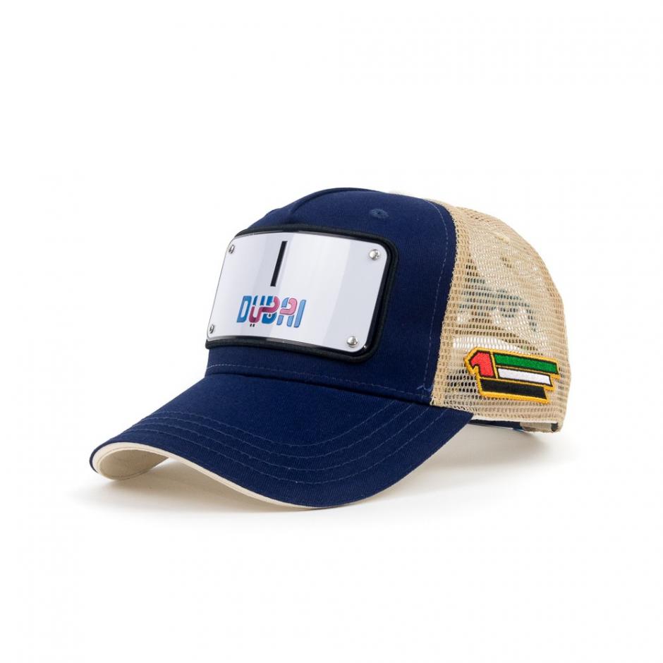 DXB Cap / Nº 1 / Model 3
