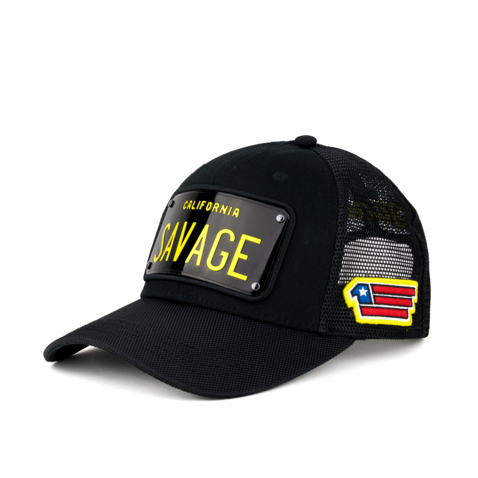 California / Savage cap