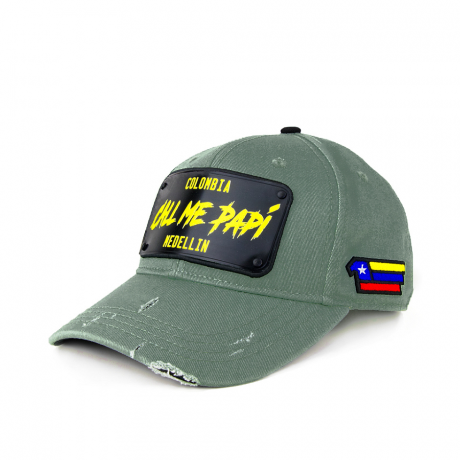 COLOMBIA CAP / CALL ME PAPÍ