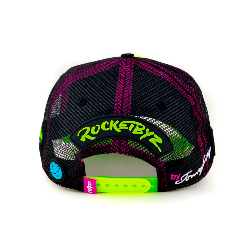 Rocketbyz x Watchanish / Trucker cap