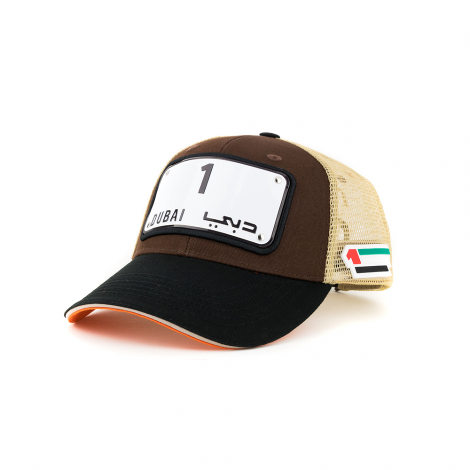 DXB CAP OLD / Nº 1 / UPGRADE 3