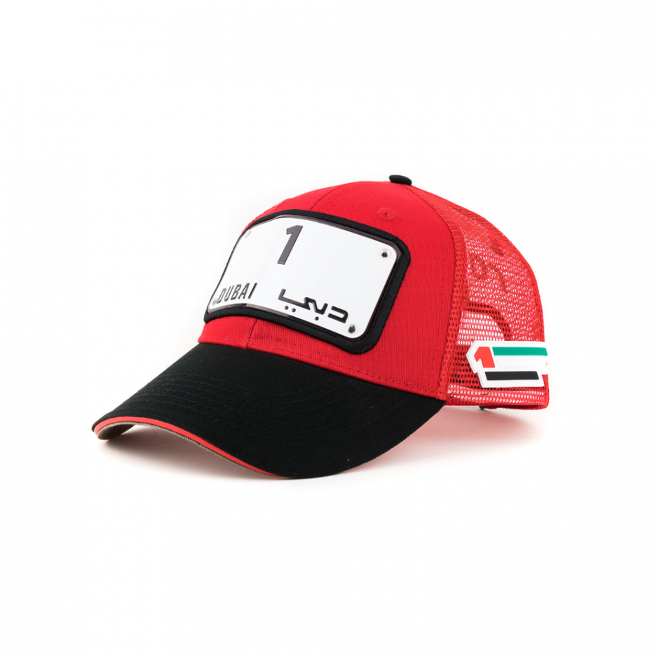 DXB CAP OLD / Nº 1 / UPGRADE 2