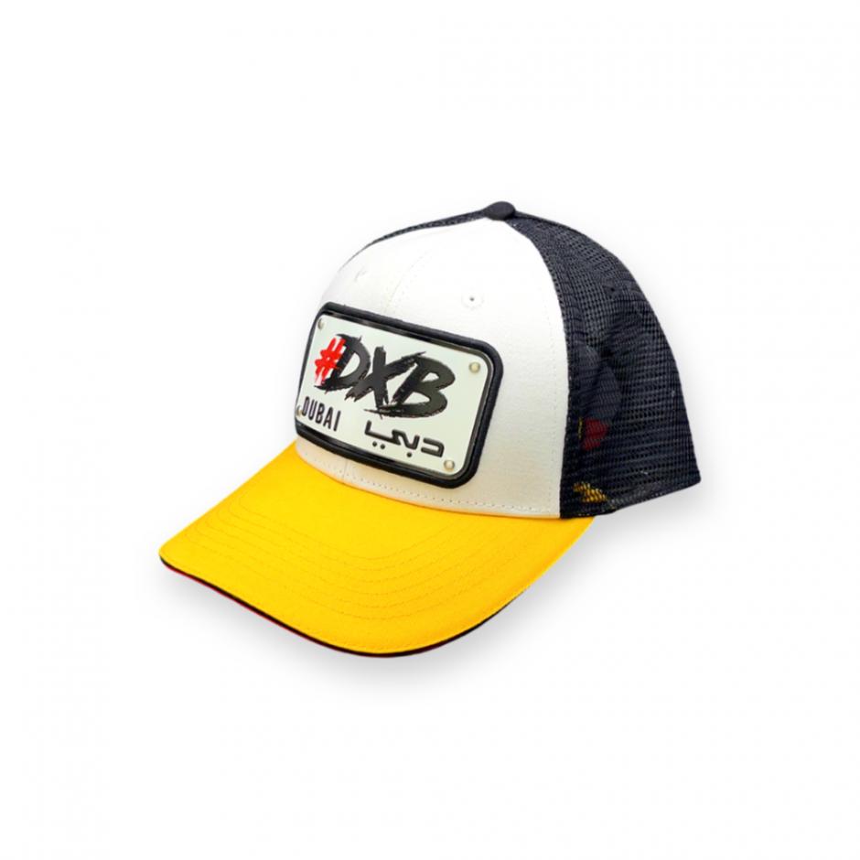 DXB Hashtag cap