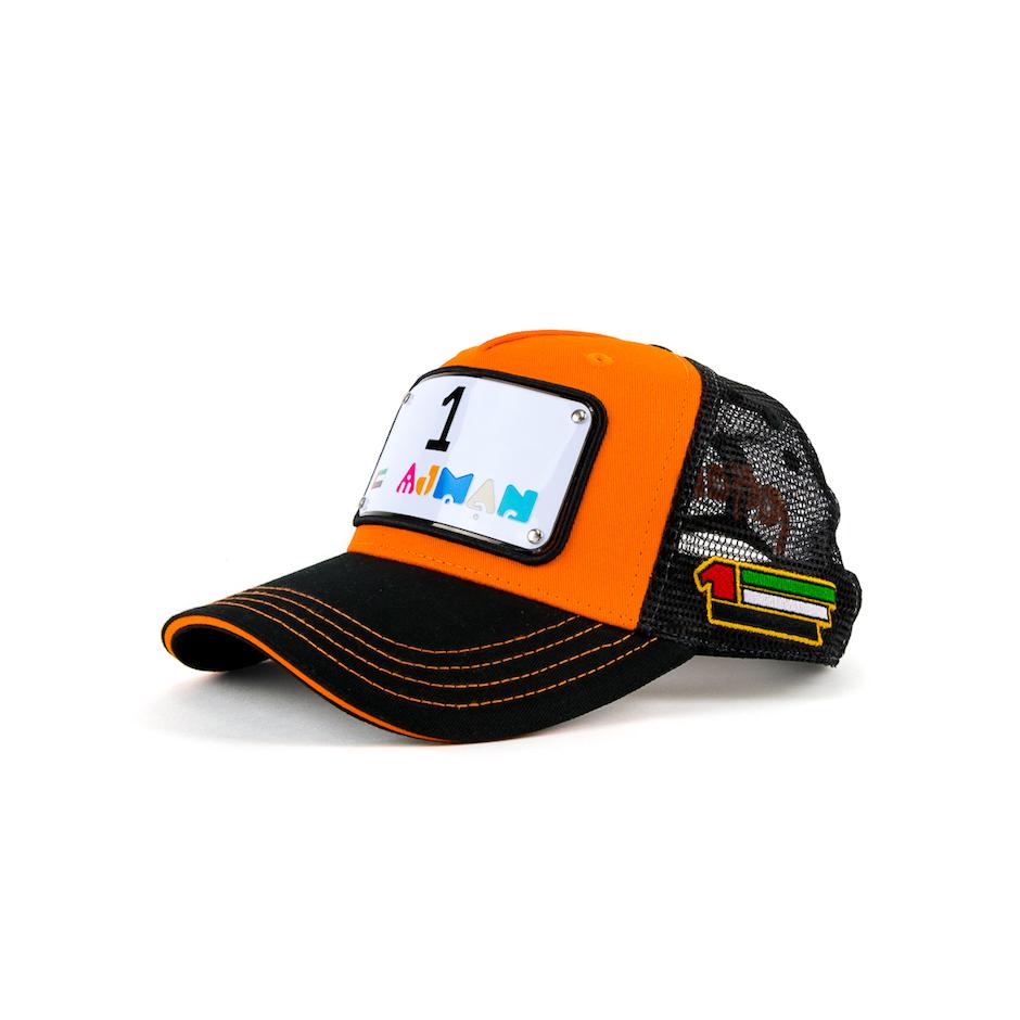 AJM CAP / Nº 1 / MODEL 1