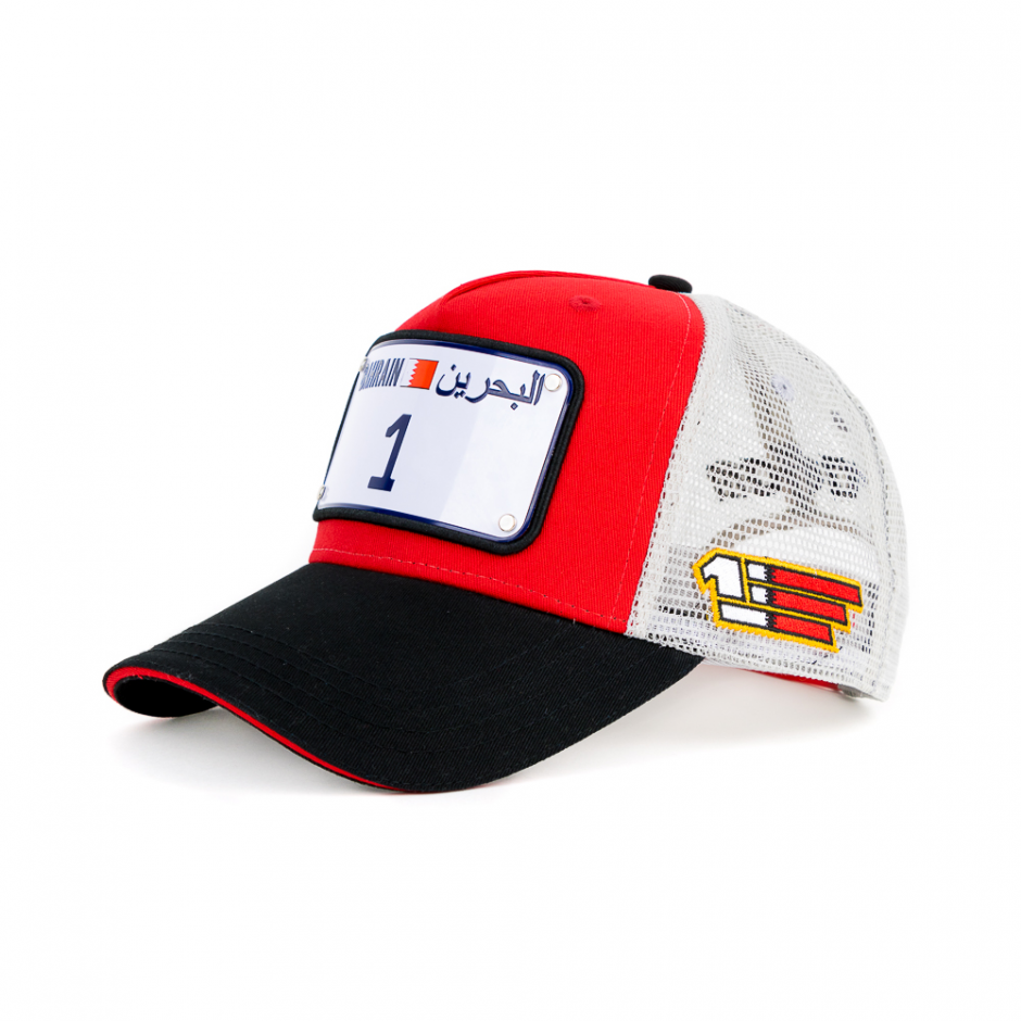 Bahrain Cap Model 2