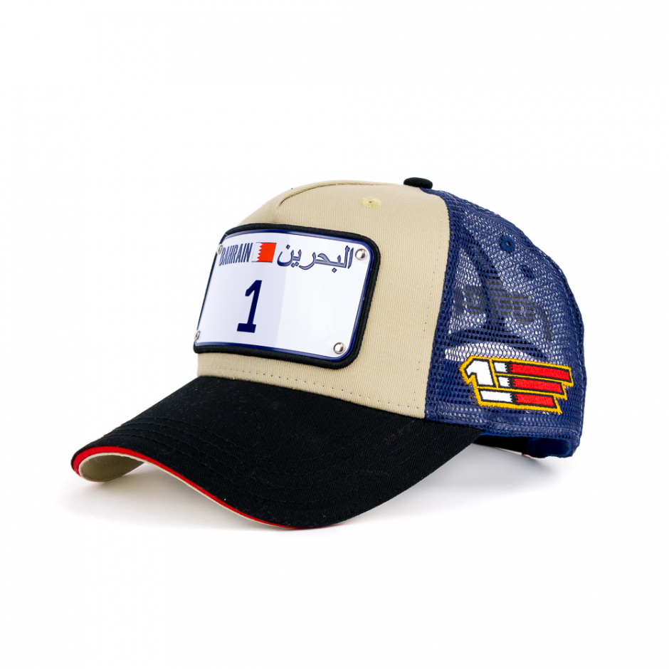 Bahrain Cap Model 3