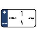 LEBANON Caps