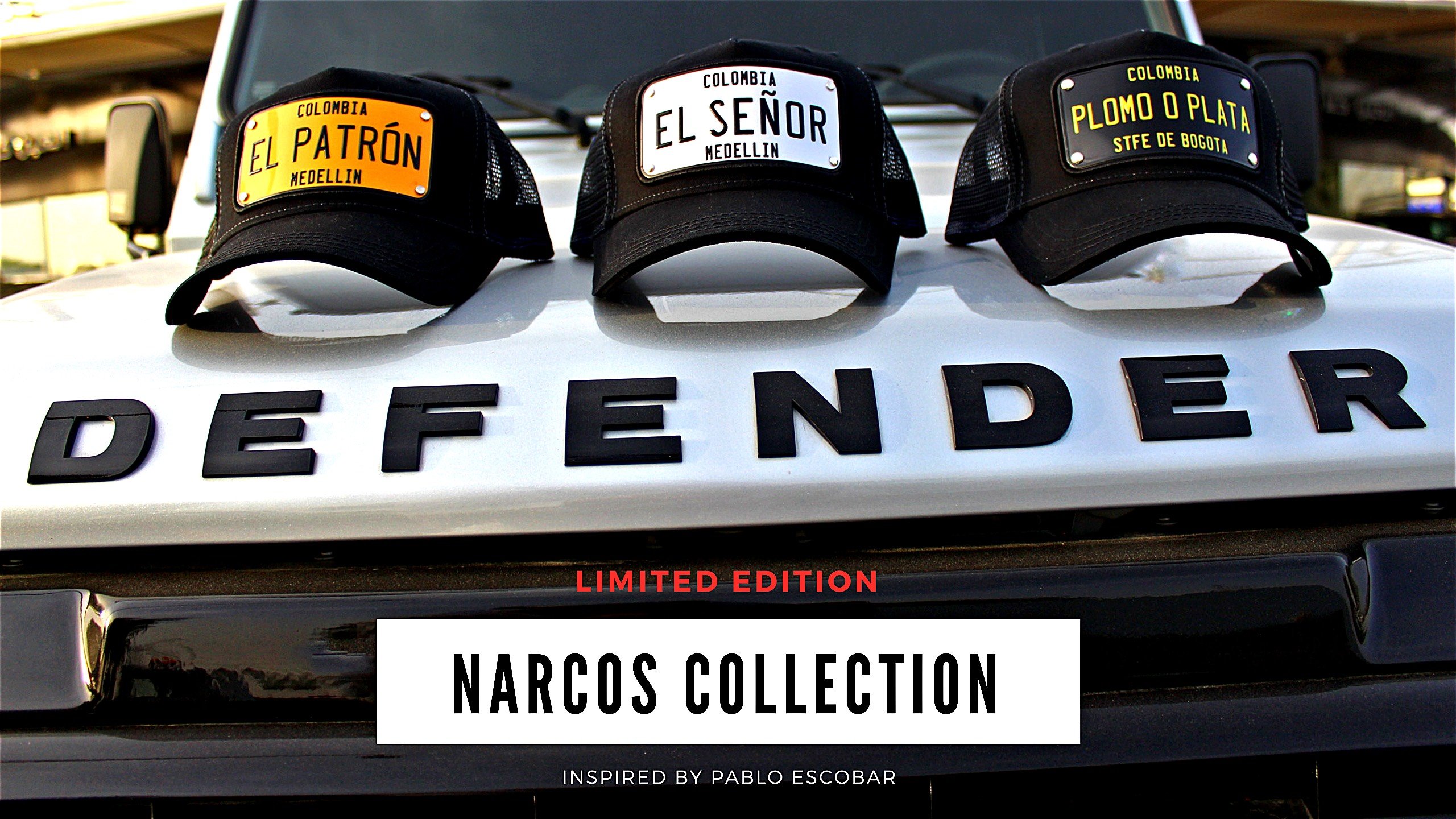 3.Narcos Limited Edition Pablo escobar